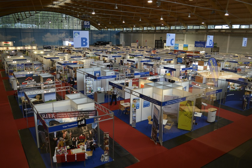 RDA Group Travel Expo 2016-2017, Friedrichshafen